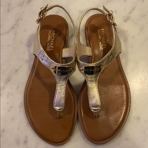 Michael by Michael Kors Thong Sandals